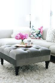 ottoman trays home decor ottoman decor awesome ottoman trays home decor with additional best