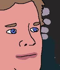 Meme Pink - meet the man behind the white guy blinking meme technology
