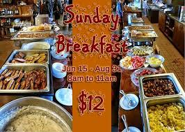 Eat All You Can Buffet by Sunday Breakfast Buffet All You Can Eat 12 Picture Of