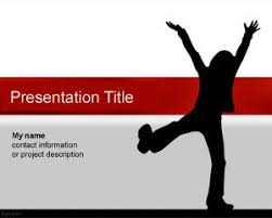 free fun powerpoint template