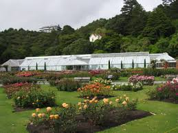 New Zealand Botanical Gardens Norwood Garden Wellington The New Zealand Society