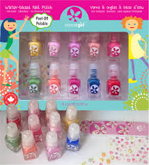 suncoat non toxic water based children u0027s nail polish sets