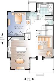 early american style house plans plan 5 1110