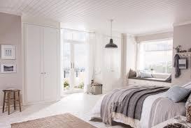 Fitted Bedroom Furniture Uk Only Shaker Wardrobes U0026 Cream Bedroom Furniture From Sharps