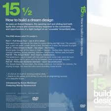 Build A Dream House Dvd How To Build A Dream Design Sliding Roof Peckham