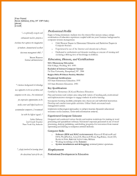 Career Goal Resume Examples by Curriculum Vitae Format Of Resume For Teachers Job Career Goal