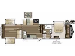 Keystone Cougar Fifth Wheel Floor Plans 2018 Keystone Cougar 366rds Monticello Mn Rvtrader Com