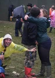 Yellow Raincoat Girl Meme - yellow poncho guy know your meme