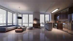 modern penthouses grey wall new york city cool modern penthouses with brown modern