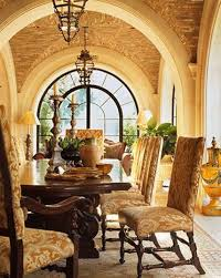 tuscan style dining room with lanterns dashing tuscan style