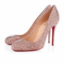 fifi strass suede burma 100 mm strass souliers pour femme