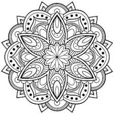 coloring pages pleasurable design ideas mandala coloring pages 10 cats who