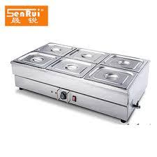 equipement cuisine commercial équipement de cuisine commerciale en acier inoxydable buffet serveur