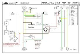 ktm 250 wiring diagram ktm wiring diagram instructions