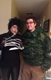Edward Scissorhands Costume Halloween 2013 Edward Scissorhands Costume Tutorial Beauty Gala