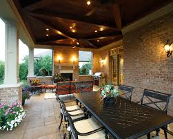 house plans with outdoor living amazing outdoor dining and relax by the fireplace plan 065s 0033