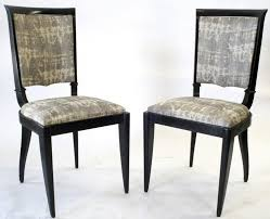 Dining Room Wingback Chairs Wingback Chair Dining Table Patterned Dining Room Chairs