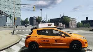 peugeot 308 gti 2012 peugeot 308 gti 2011 taxi v 1 1 for gta 4