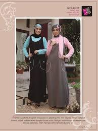 rok panjang muslim gamis katun dan model rok panjang muslim murah zenitha