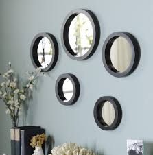 garden ridge wall mirrors new sunburst gold set of 3 unique starburst with round mirrors