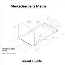 mercedes benz metris layout guide inlad truck u0026 van company