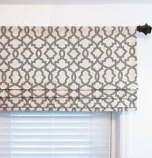 Curtain Rod Roman Shades - when checking out please leave your custom dimensions in the note