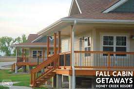 Cottages At Brushy Creek by Top Iowa Cabin Fall Getaways Dnr News Releases
