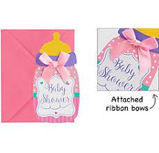 girl baby shower invitations baby shower invitations printable baby shower invitations party city