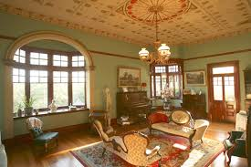 federation homes interiors westholme c1894 1 water wahroonga showing fretwork arch