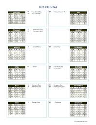2018 yearly calendar template vertical design free printable