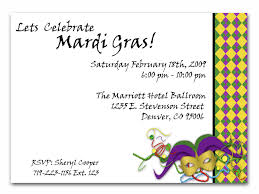 mardi gras party invitation ideas cloveranddot com