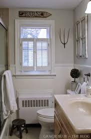 Farmhouse Bathroom Ideas by Best 25 Bathroom Window Treatments Ideas Only On Pinterest