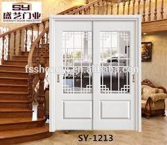 wooden glass sliding doors interior wooden glass sliding doors home decorative partitions