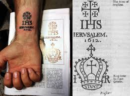ancient tattoo shop in jerusalem has been tattooing christian