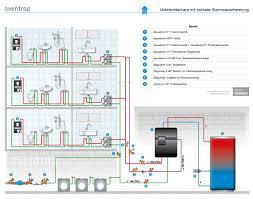 mehrfamilienhaus mit zentraler warmwasseraufbereitung oventrop