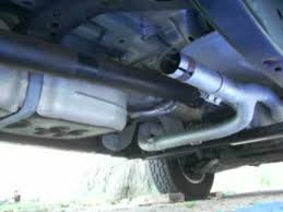 1997 ford f150 exhaust system 2008 f150 4 2l v6 exhaust removed as a test
