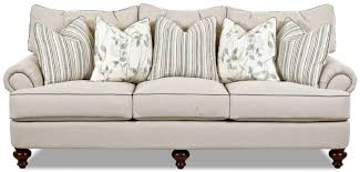 Klaussner Couch Shabby Chic Sectional Sofa By Klaussner Wolf And Gardiner Wolf