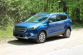 Ford Escape Ecoboost - 2017 ford escape quick drive review