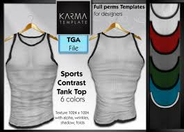 second life marketplace karma template tga sports contrast