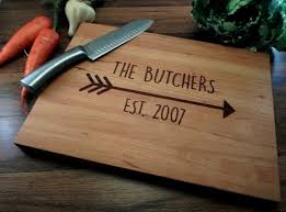 personalized kitchen items 48 best gift ideas images on cutting boards butcher