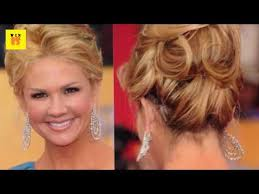 updo hairstyles 50 plus french twist updos hairstyle for 50 years women youtube