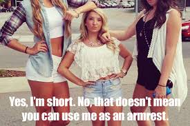 13 totally relatable short girl memes she said