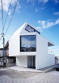 three story tokyo house with panoramic city views