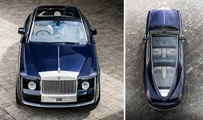 rolls royce price rolls royce sweptail bespoke car with hefty price tag revealed