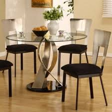 Small Round Kitchen Tables by Round Kitchen Tables And Oval Entrancing Glass Kitchen Table Sets