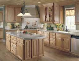 country style kitchen island with wood surface remodel old