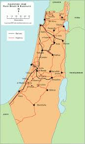 Map Of Palestine Palestine Before Israel Maps Page 3 Us Message Board