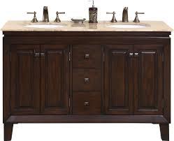 Bathroom With Two Vanities 51