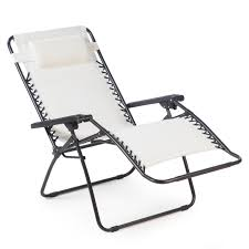 Replacement Parts For Zero Gravity Chairs Coral Coast Padded Extra Wide Zero Gravity Chair Walmart Com