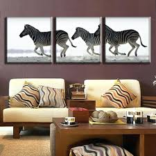 Zebra Print Room Decor by Articles With Animal Print Room Decor Tag Leopard Print Wall